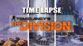 The Division 4K Timelapse #2